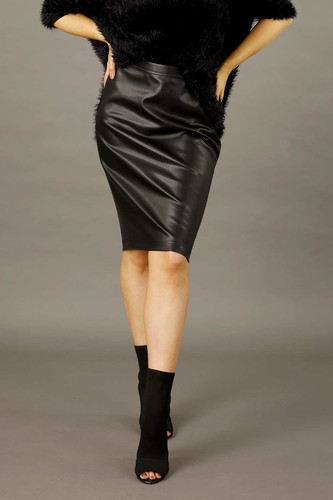 Black Matrix  Skirt - SALE