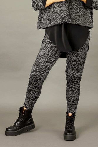 Charcoal Sport  Luxe Jogger