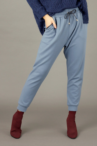 Blue Snug Lounge Pant