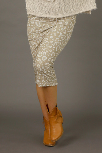 Oatmeal Sport - Lux Skirt