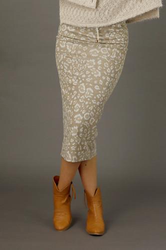 Oatmeal Sport - Lux Skirt - FINAL SALE