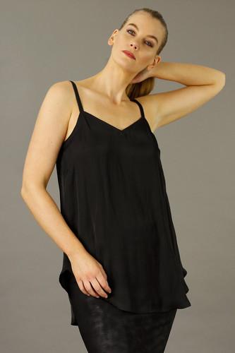 Black Seta Essential Layering Cami