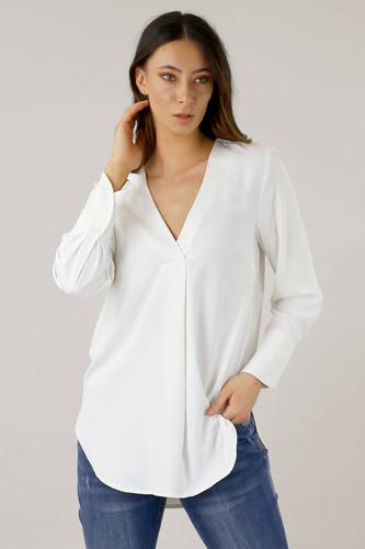 Ivory Soft Touch Sydney Shirt - SALE