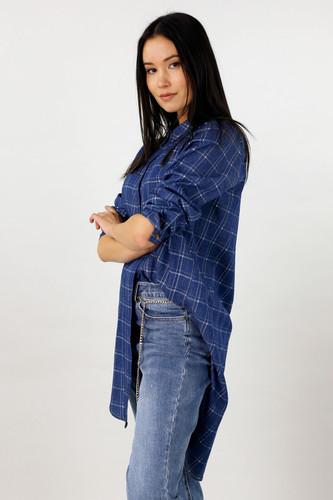 Check Chambray Shirt - FINAL SALE