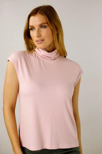 Pink Shimmer Turtle Top