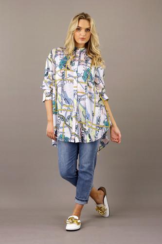 Pastel Chain Nano Maddison Shirt