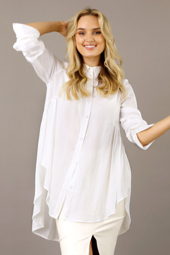 White Seta Maddison Shirt