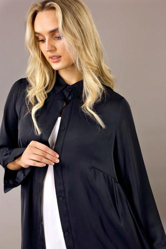 Black Seta Maddison Shirt