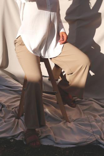 Camel Euro Crown Pant