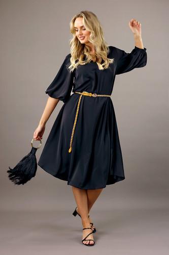 Black Soft Touch Dress