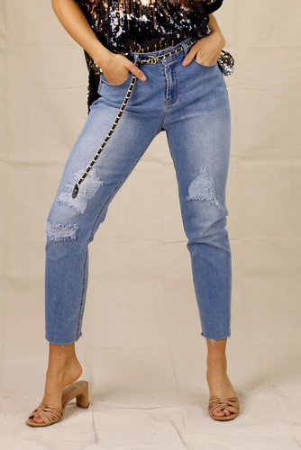 Sky Harper Straight Jean