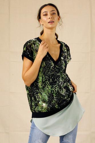Green Luxury Vest