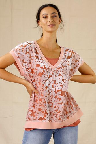 Pink Luxury Vest