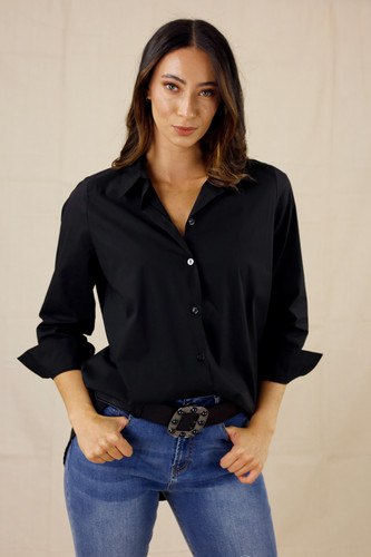 Black Pristine Shirt
