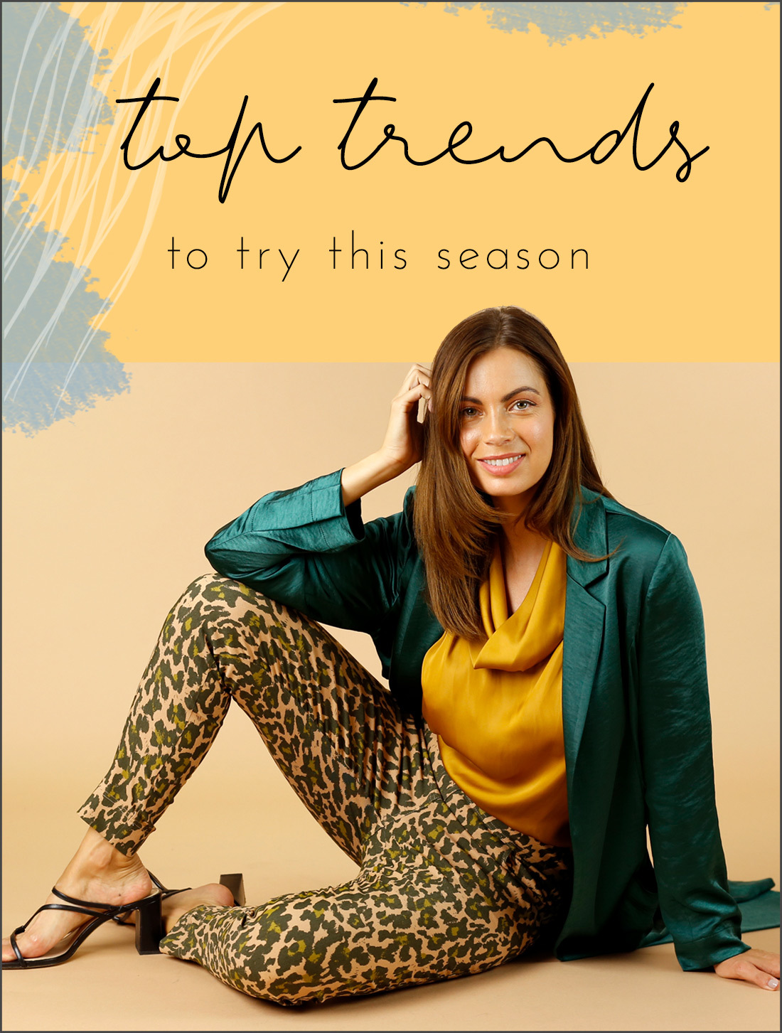 Top Trends to Try this Season