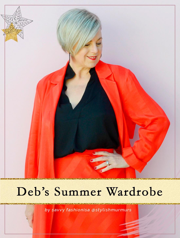 Stylish Murmurs  7 piece Summer Wardrobe