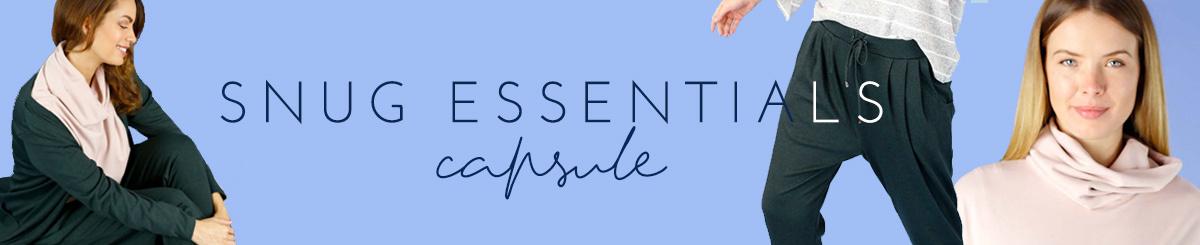 Snug Essentials Capsule