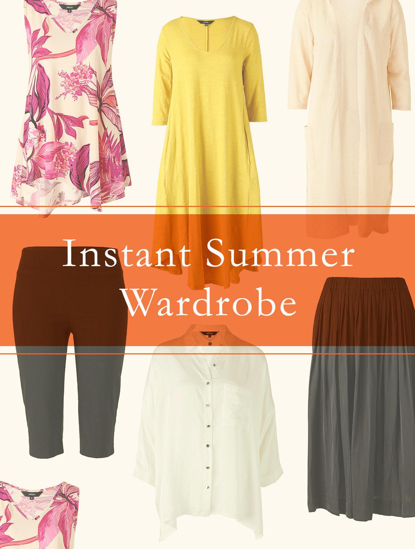Instant Summer Wardrobe
