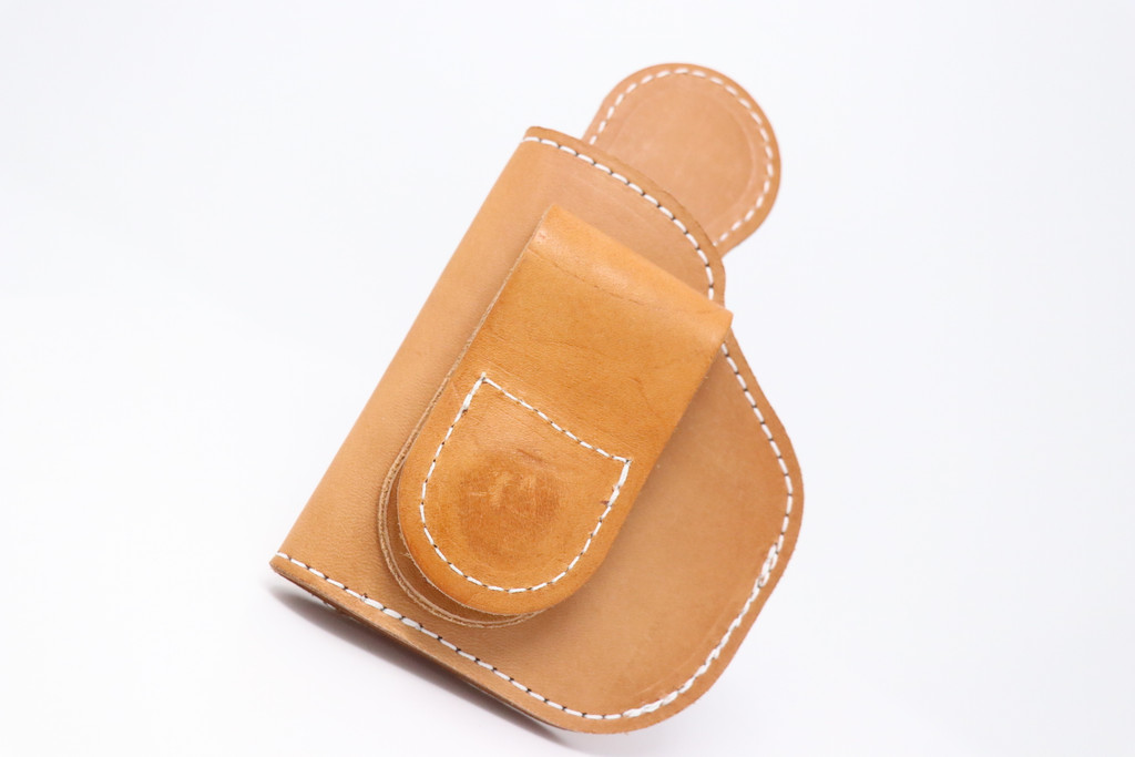 Z5 - Product 4 - Left IWB Tan XL Short High-Ride Magnetic Holster