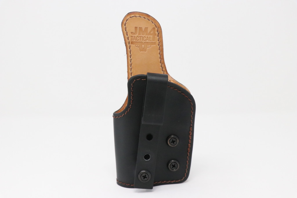 Z8 - Product 7 - Left IWB Black Tuckable RELIC Holster for Glock 48 w/RMR
