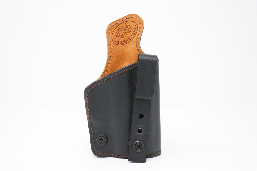 """Z8 - Product 9 - Right IWB Black Tuckable RELIC Holster for Springfield Armory XD-E 3.3"""""""