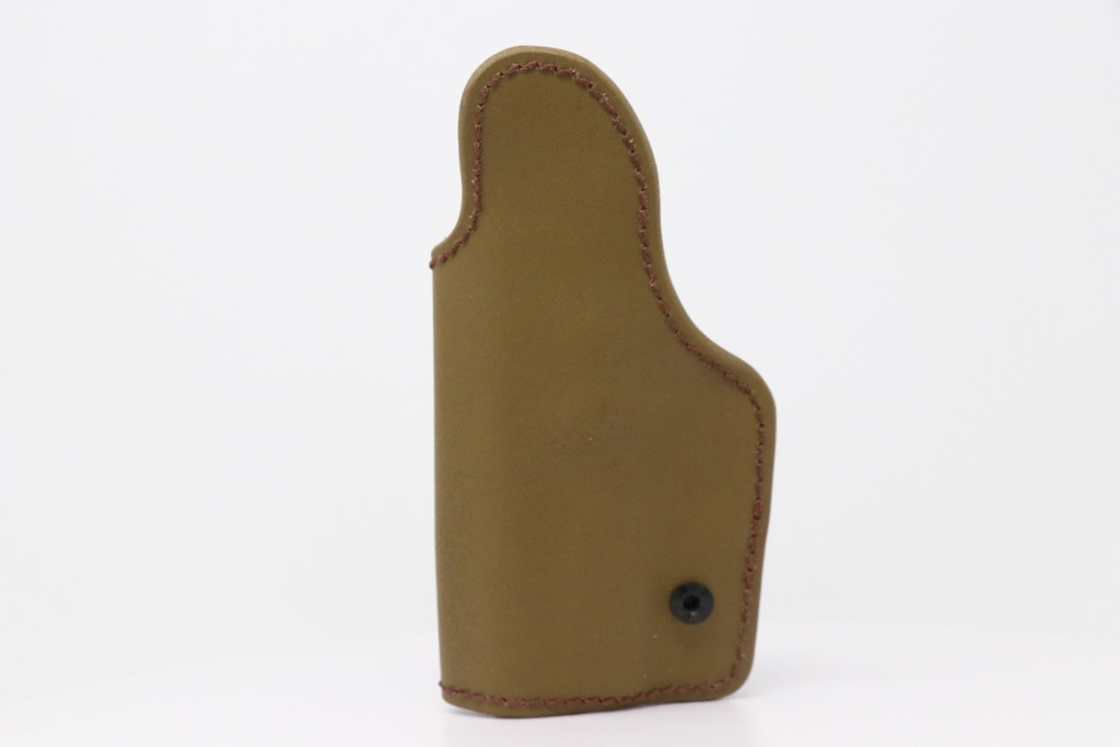 Z8 - Product 59 - Right IWB Coyote Tan Tuckable RELIC Holster for Kahr PM40
