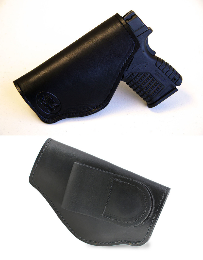 Large High-Ride Magnetic Quick, Click, & Carry Holster
