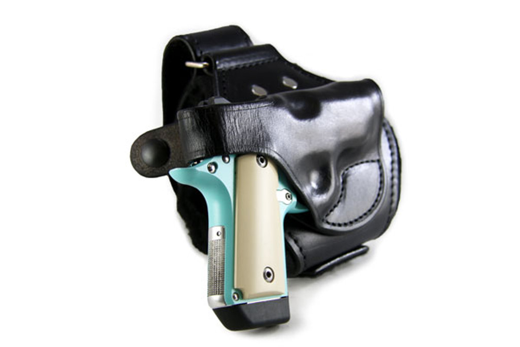 JM4 Tactical Ankle Holster Rig