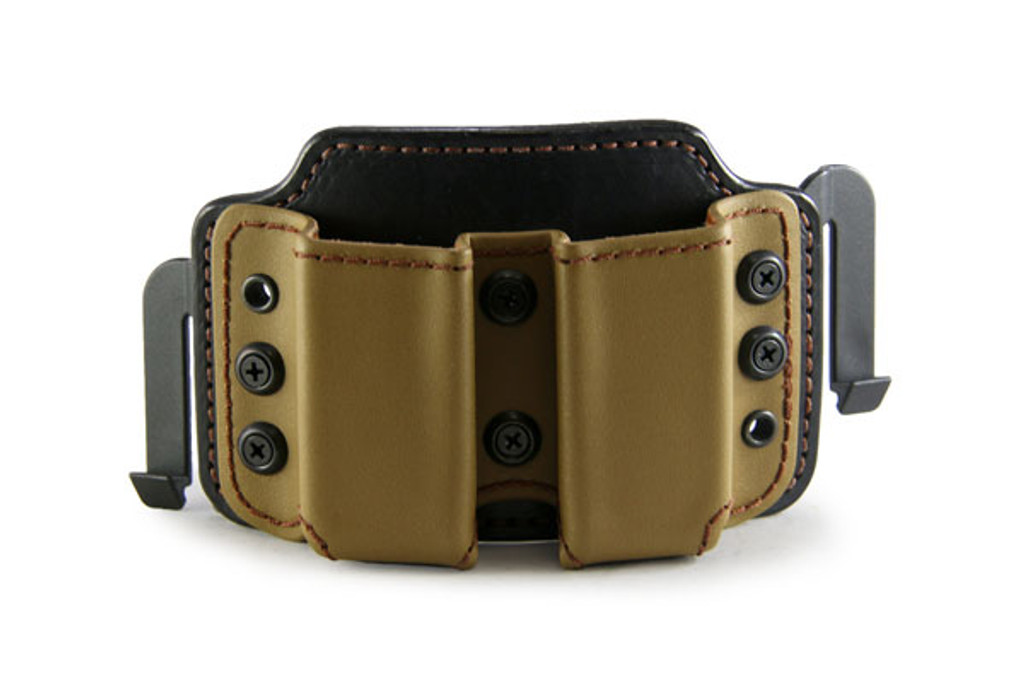 RELIC Belt OWB Double Mag Pouch