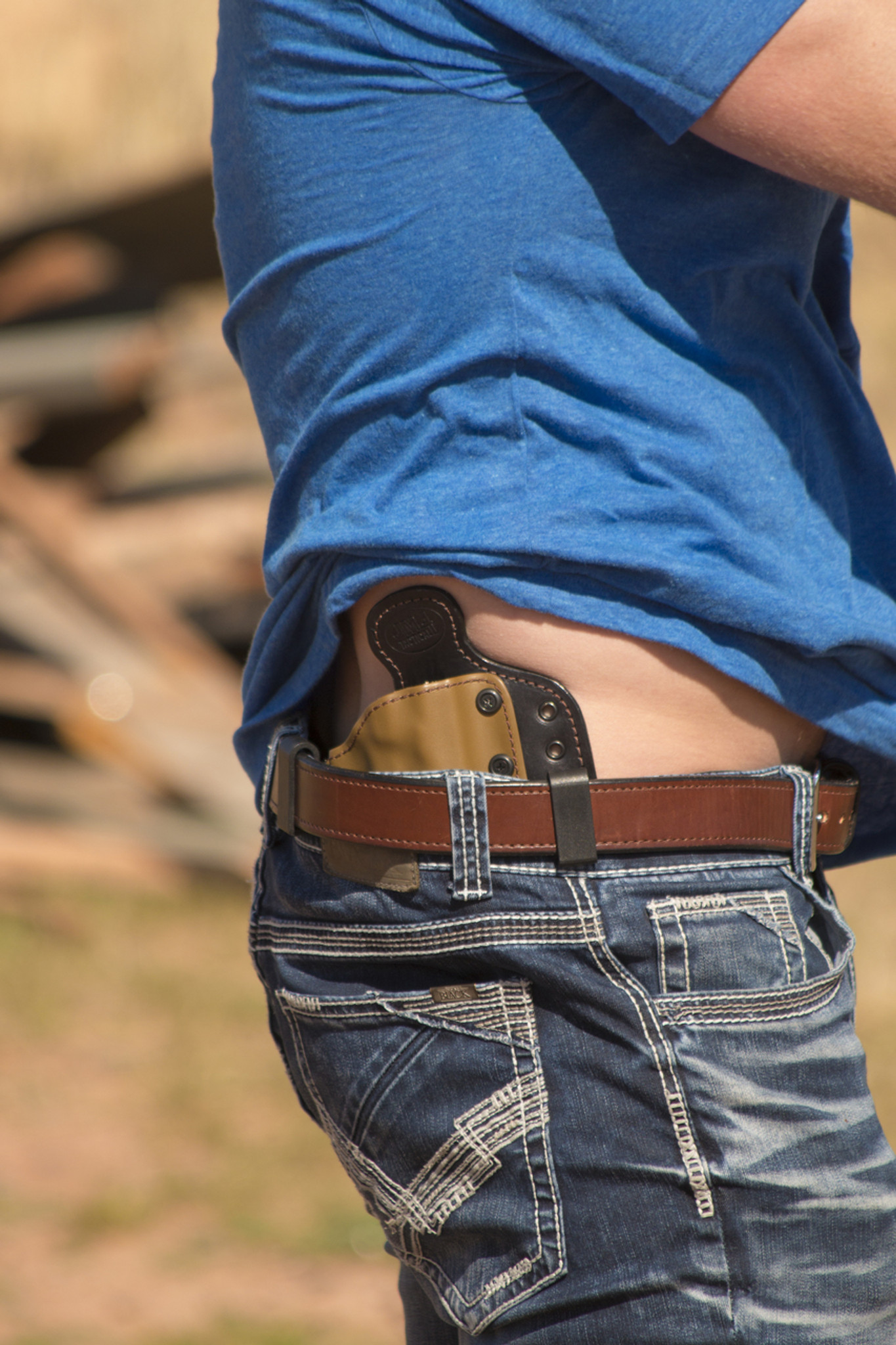 Introducing The New Jm4 Tactical Relic Hybrid Holster