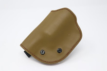 """Z8 - Product 85 - Right IWB Coyote Tan Tuckable RELIC Holster for Kimber K6s 2"""""""