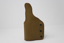 Z8 - Product 92 - Right IWB Coyote Tan Appendix RELIC Holster for Sig Sauer P320 Full Size w/Nightstick TCM 550 XL