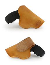 J-Frame (snubnose) Roughneck Magnetic Quick, Click, & Carry Holster