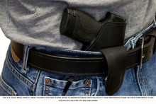Medium Tuckable High-Ride Magnetic Quick, Click, & Carry Holster