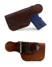 1911 Tuckable High-Ride Magnetic Quick, Click, & Carry Holster