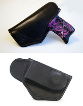 Medium 3 Tuckable High-Ride Magnetic Quick, Click, & Carry Holster