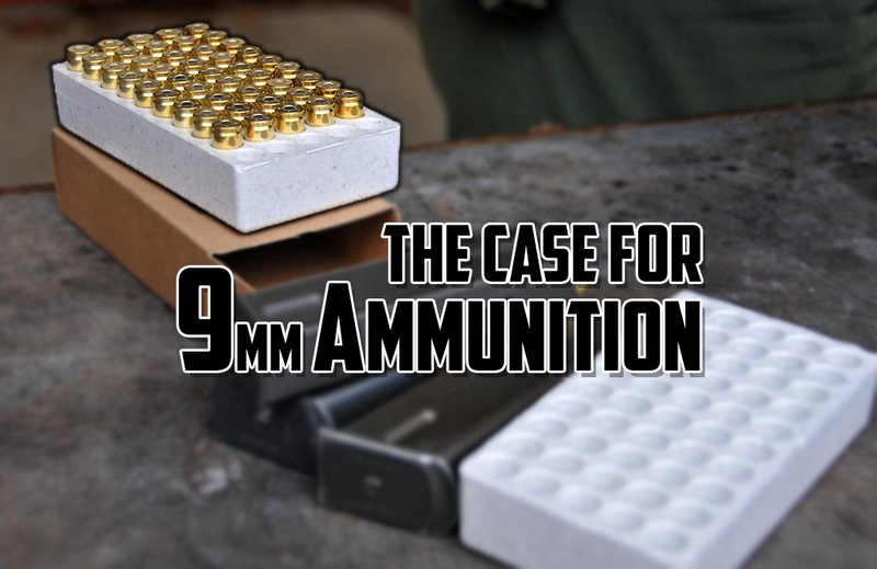 The Case For 9mm Ammunition