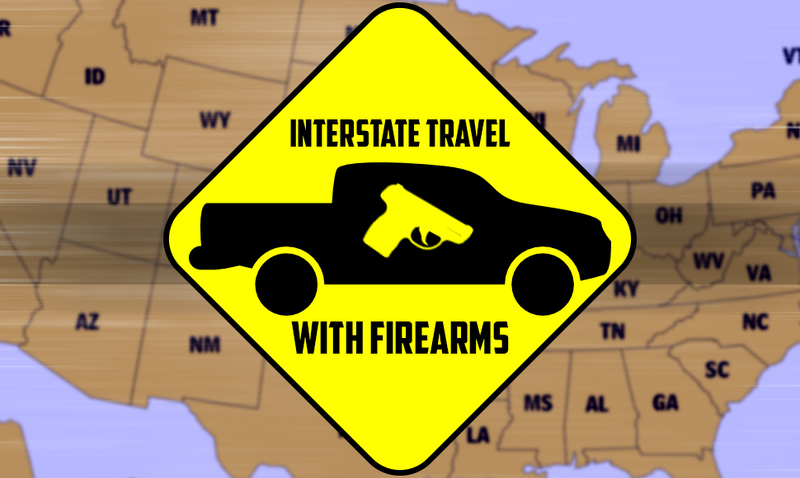Interstate Travel With Firearms Explained