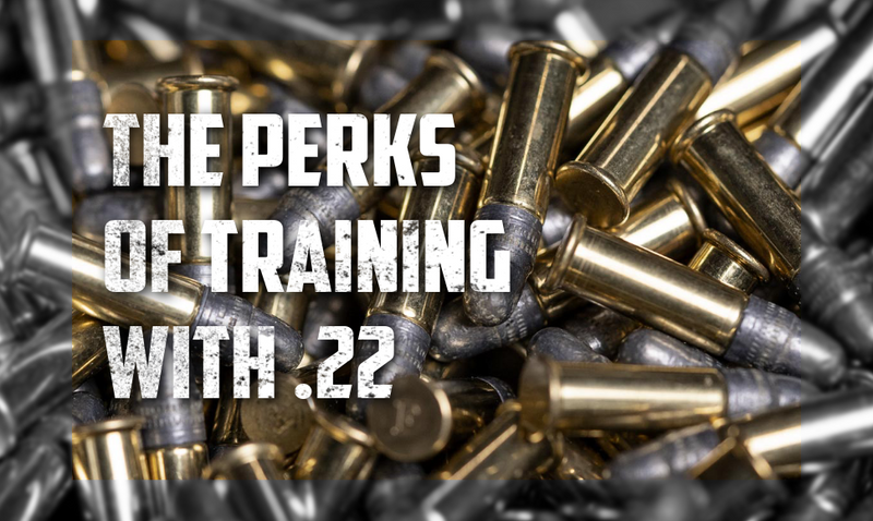 Use That .22 to Train