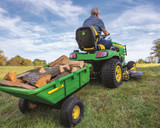 Best Attachments for an X700 Lawn Tractor