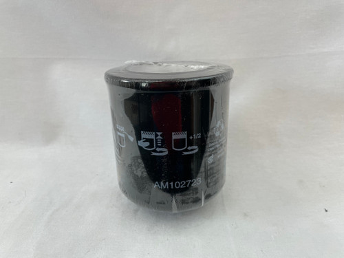 John Deere Original Equipment Oil Filter  -  AM102723