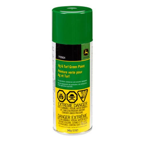 TY25624-AG/C&CE Green Spray Paint/12 oz
