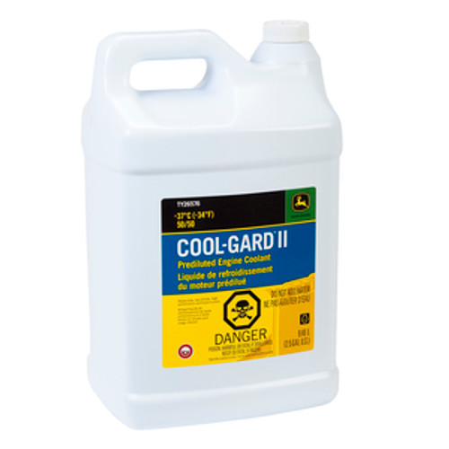 TY26576-Cool Gard II Pre Mix/2.5 Gallon