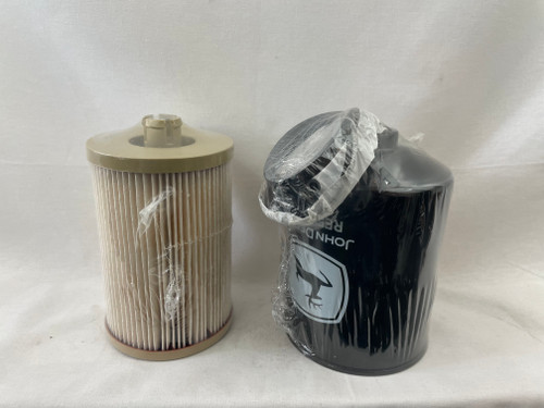 FILTER KIT,PRIMARY AND FINAL FILTER- RE541746