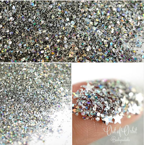 Out of Orbit Loose Glitter - Biodegradable