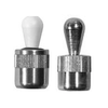Jergens 0.2500 In Body Diameter 0.2760 In Body Length Material Steel Zinc Finish Sealed Locating Pin EDP: 36203