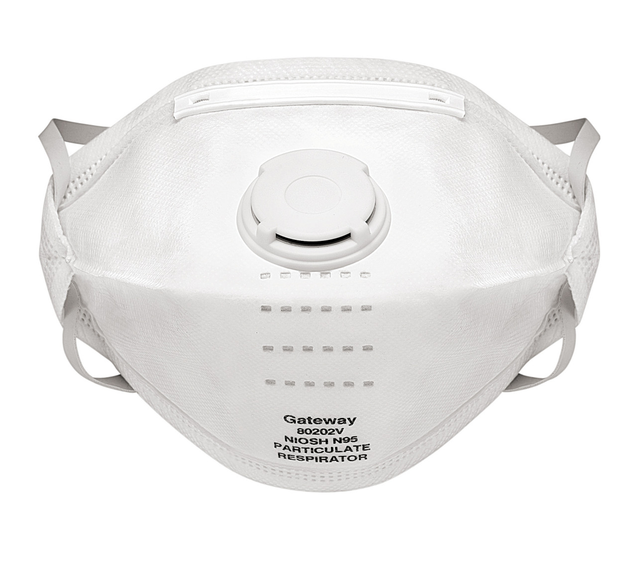 Gateway Safety SaniFold N95 Vented Particulate Respirator