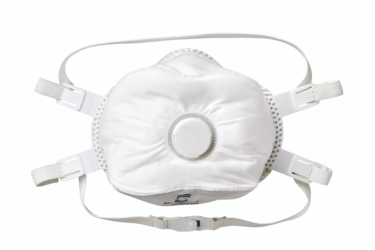 Gateway Safety TruAir P100 Vented Particulate Respirator