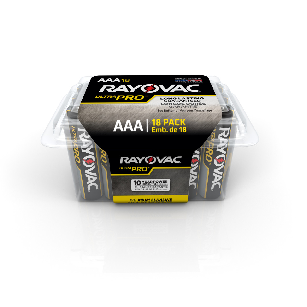 Energizer-Rayovac AAA Battery 18 Pack EDP: AAA