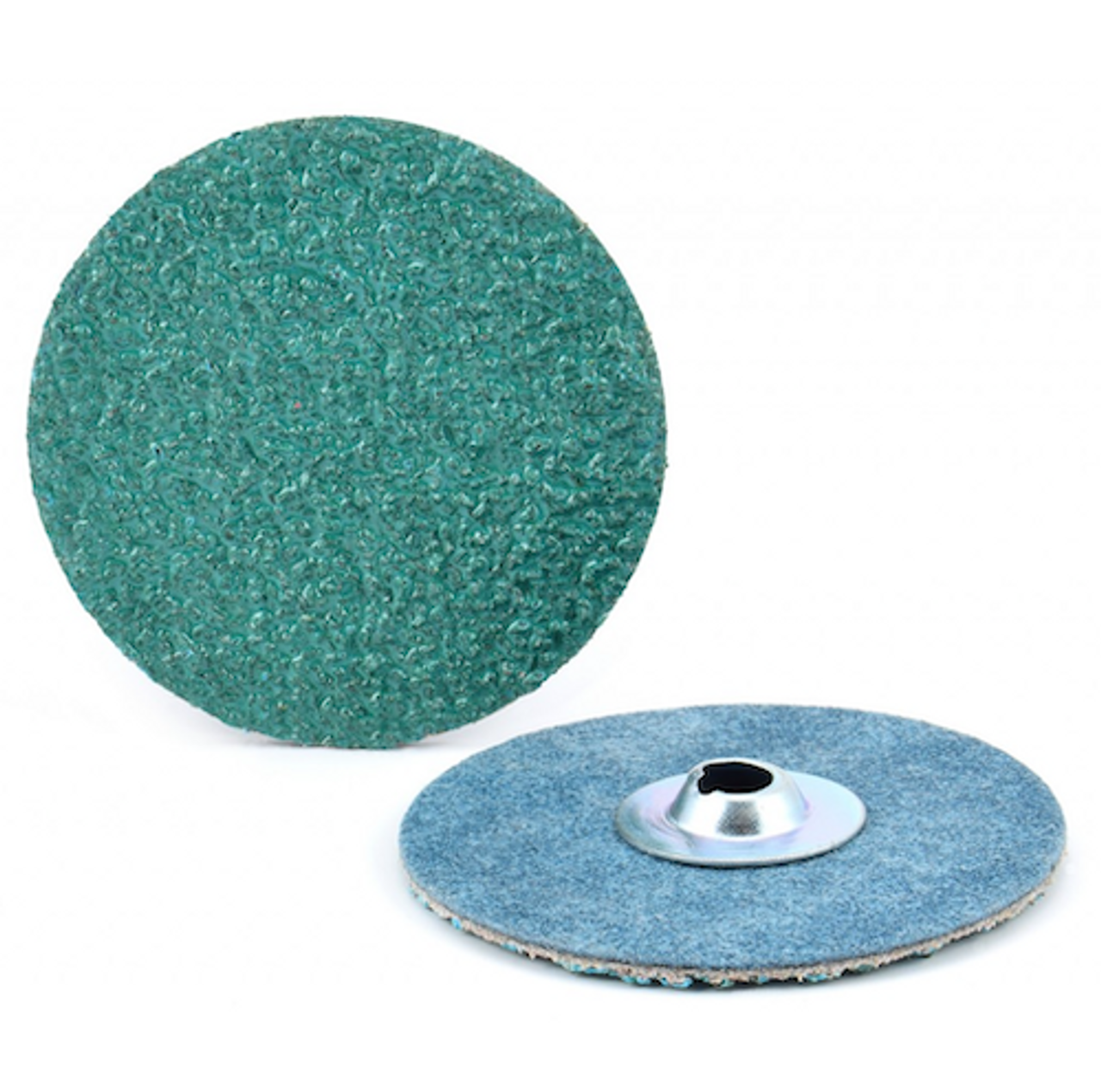 Arc Abrasives Zirconia Alumina 1-1/2 Inch 120 Grit Type S Quick Change Disc EDP: 31529